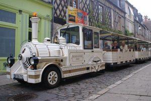 Petit Train ville Bourges